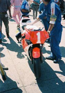 ホンダ RS250R 小林 大