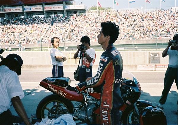 【GP500・GP250・TT-F1・TT-F3】 1985年 全日本ロードレース選手権 鈴鹿