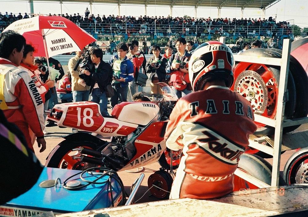 【GP500・GP250・TT-F1】 1988年10月30日 全日本ロードレース選手権 筑波サーキット(1/3)