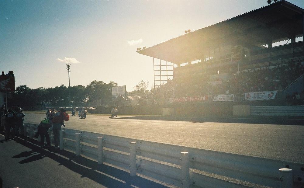 1988年10月30日 筑波サーキット GP500