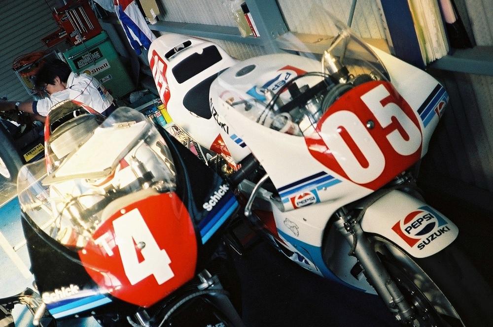 【GP500・GP250・TT-F1】 1988年10月30日 全日本ロードレース選手権 筑波サーキット(2/3)