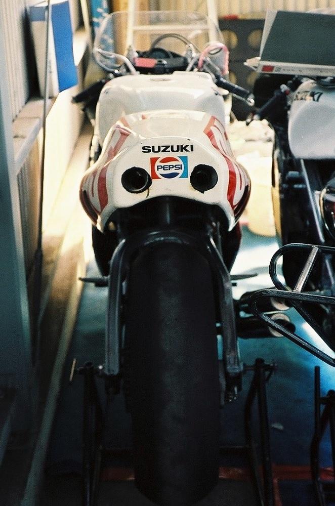 スズキ RGVΓ500 #05 ケビンシュワンツ