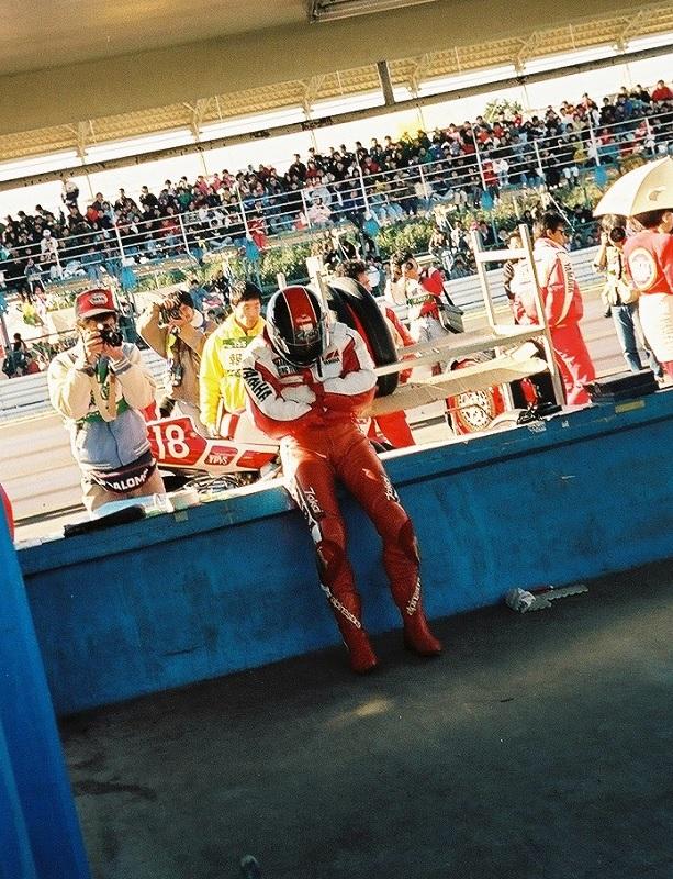 【GP500・GP250・TT-F1】 1988年10月30日 全日本ロードレース選手権 筑波サーキット(3/3)