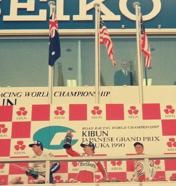 1990/3/25 日本GP 鈴鹿サーキット GP500