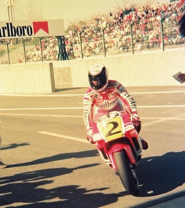 1990/3/25 日本GP 鈴鹿サーキット GP500 Marlboro YAMAHA YZR500 ウェイン・レイニー