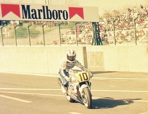 1990/3/25 日本GP 鈴鹿サーキット GP500 Rothmanse HONDA NSR500 ワイン・ガードナー