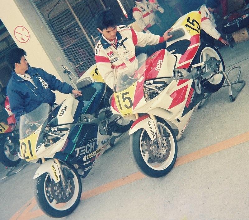 1990/3/25 日本GP 鈴鹿サーキット GP500 YAMAHA YZR500