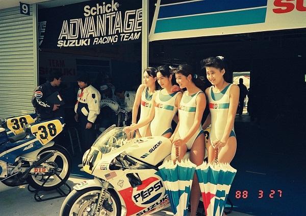 【GP500・GP250】 1988年3月27日 日本GP 鈴鹿サーキット(1/3)