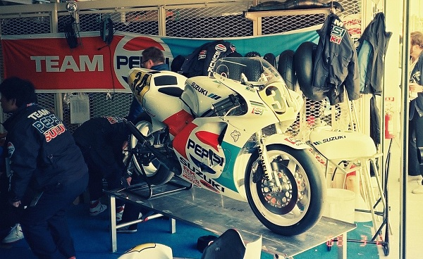 【GP500・GP250】 1988年3月27日 日本GP 鈴鹿サーキット(2/3)
