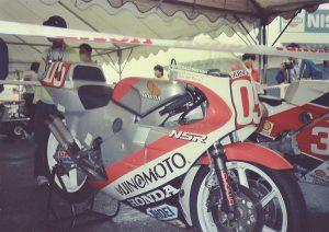 19860921-05-ホンダ NSR250 コーク・バリントン