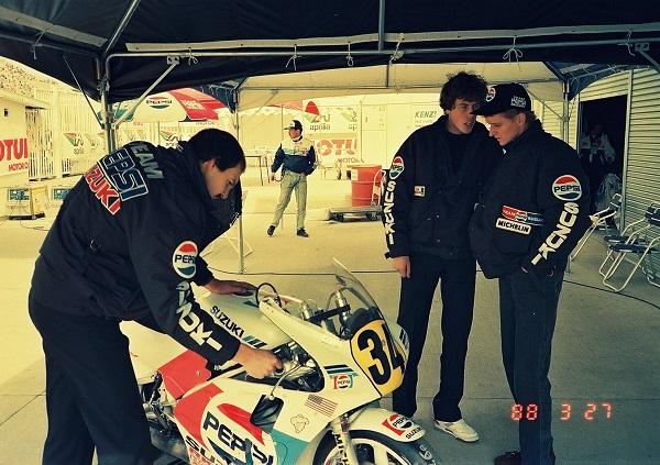 【GP500・GP250】 1988年3月27日 日本GP 鈴鹿サーキット(3/3)