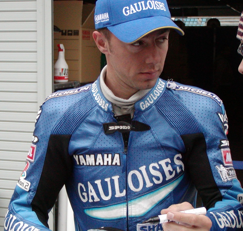 2003年4月5日 日本GP 鈴鹿サーキット MotoGPクラス #19 Olivier Jacque(オリビエ・ジャック)