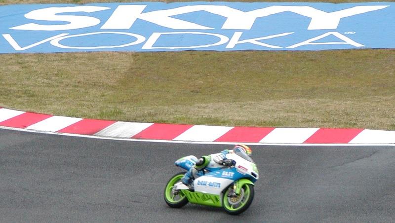 2003年4月5日 日本GP 鈴鹿サーキット ヘアピンコーナー GP125ccクラス