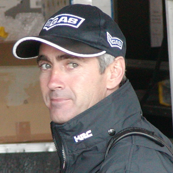 2003年4月5日 日本GP 鈴鹿サーキット Honda Racing Mick Doohan(ミック・ドゥーハン)