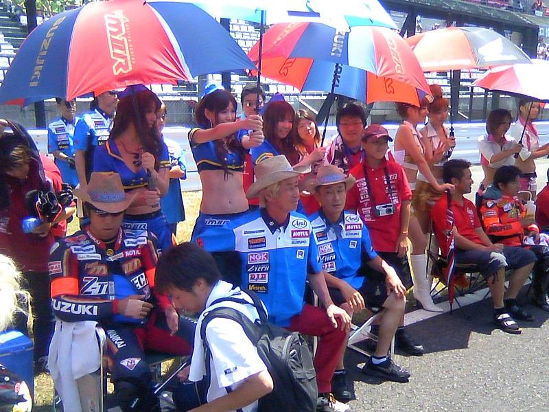 2010/07/25 鈴鹿8耐 鈴鹿サーキット team MⅡR Z-TECH