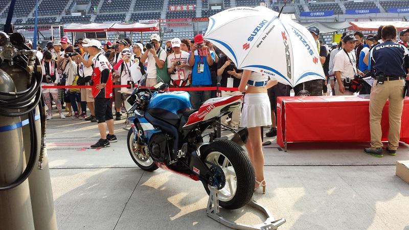2013/07/28 鈴鹿8耐 鈴鹿サーキット SUZUKI ENDURANCE RACING TEAM