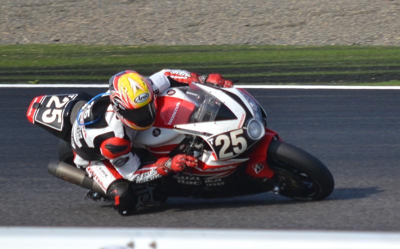 2014/07/27 鈴鹿8耐 鈴鹿サーキット #25 Honda Suzuka Racing Team 安田毅史
