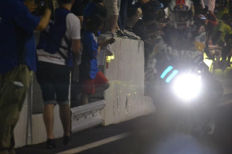 2014/07/27 鈴鹿8耐 鈴鹿サーキット #11 F.C.C. TSR Honda ジョニー・レイ(Johnny REA)