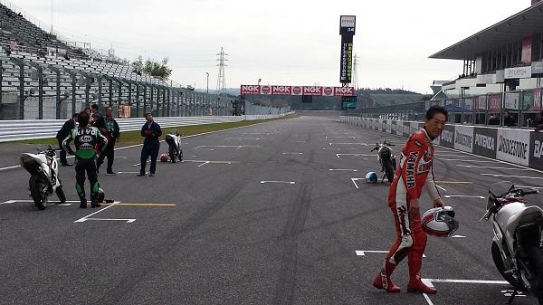 2014年11月30日 鈴鹿サーキット レジェンドライダー