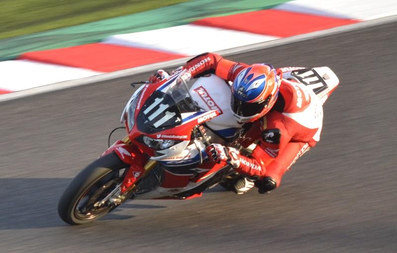 2015/07/26 鈴鹿8耐 鈴鹿サーキット #111 HONDA ENDURANCE RACING フレディ・フォレイ(Freddy FORAY)