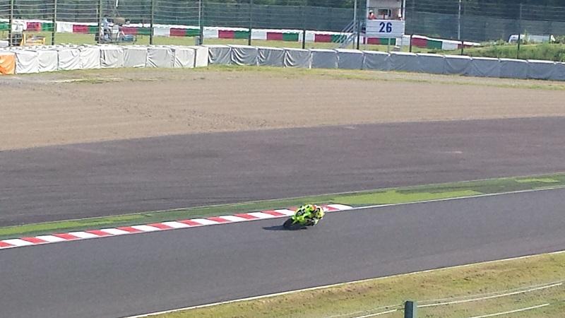 2016年7月31日 鈴鹿8耐 130R
